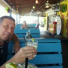 Photo taken at Cantina Dos Amigos by Larry J. on 11/2/2011