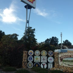 Photo taken at Shell by Margie on 11/19/2011