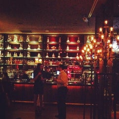 Photo taken at Crimson Lounge by Jen R. on 7/22/2012