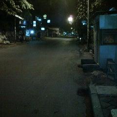 Photo taken at Utan kayu raya by Ipe B. on 12/2/2011