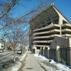 Photo taken at Camp Randall Stadium by Jonathan R. on 1/27/2012