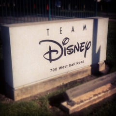 Photo taken at Team Disney Anaheim (TDA) by Marty A. on 8/26/2012