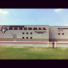 Photo taken at Tahquitz High School by Crystal S. on 8/23/2012