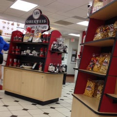 Photo taken at Oberweis Dairy by Andreea C. on 5/23/2012