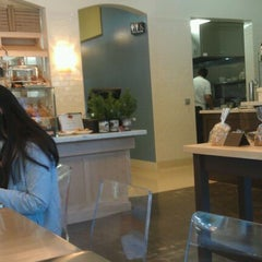 Photo taken at Sweetlife Bakery & Cafe by John L. on 12/1/2011