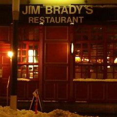 Photo taken at Jim Brady's by Natalia on 1/29/2011