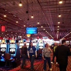 Photo taken at Kansas Star Casino by Lucas H. on 12/16/2011