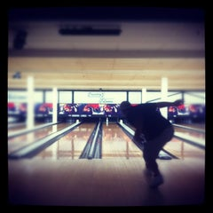 Photo taken at Country Lanes North by Max C. on 11/17/2011
