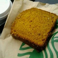Photo taken at Starbucks by Michelle F. on 10/19/2011