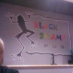 Photo taken at Black Swamp Pub by Terika H. on 1/26/2012