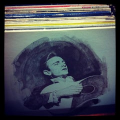 Photo taken at Recycled Records by Ashley P. on 1/31/2012