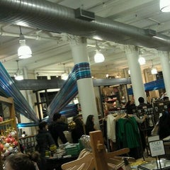 Photo taken at Anthropologie by Selena M. on 12/22/2011