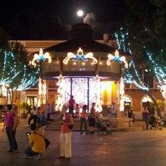 Photo taken at Plaza De Armas by ASC on 12/12/2011