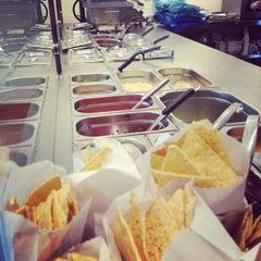 Photo taken at Mexigo Burrito Bar by Alex D. on 3/31/2012
