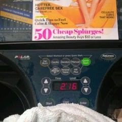 Photo taken at 24 Hour Fitness by Mareesa V. on 3/22/2012