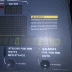 Photo taken at 24 Hour Fitness by Hazen on 10/31/2011