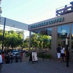 Photo taken at Starbucks by Melisa L. on 1/15/2012