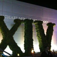 Photo taken at XIV by Michael Mina by Steve C. on 8/14/2011