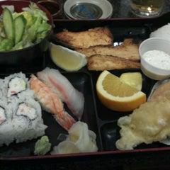 Photo taken at Sushi & Teri by Aaron F. on 12/4/2011