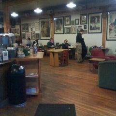 Photo taken at Bipartisan Cafe by Joshua P. on 12/21/2011