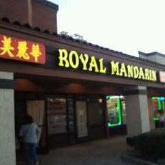 Photo taken at Royal Mandarin by Rudy F. on 2/5/2012