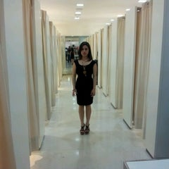 Photo taken at Zara by Gustavo C. on 12/17/2011