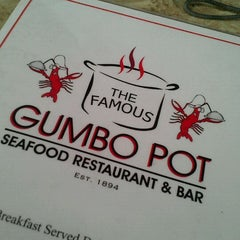 Photo taken at The Gumbo Pot by Jessica J. on 5/9/2012