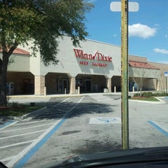 Photo taken at Winn-Dixie by Michelle S. on 3/16/2012