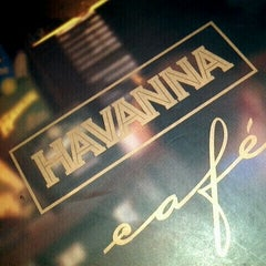 Photo taken at Havanna Café by Pablo G. on 6/5/2012