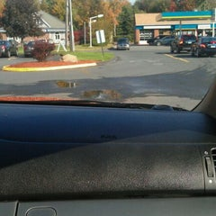 Photo taken at Dunkin Donuts by Peter L. on 10/15/2011