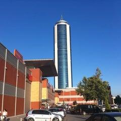 Photo taken at Kule Site by ibragiç on 8/12/2011