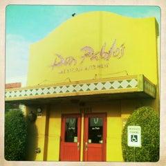 Photo taken at Don Pablo's by dane k. on 4/3/2011