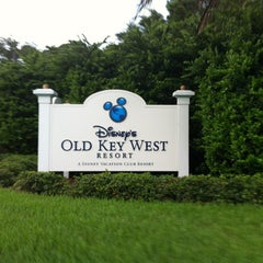 Photo taken at Disney's Old Key West Resort by Sean M. on 7/18/2012