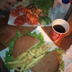 Photo taken at Sandwich El Uno by Camila A. on 12/28/2011