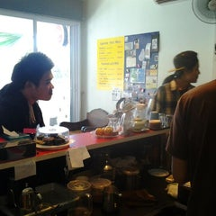 Photo taken at Note Espresso by mfkisses on 1/22/2012