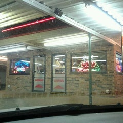 Photo taken at SONIC Drive In by Nancy M. on 3/27/2012