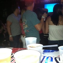 Photo taken at Knight Library Sports Bar & Grill by Greg C. on 3/17/2012