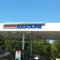 Photo taken at Costco Gasoline by James D. on 7/2/2011