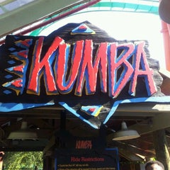 Photo taken at Kumba by Julio T. on 12/30/2011