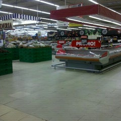 Photo taken at Carrefour by Sergio B. on 5/14/2012