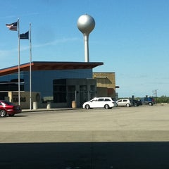 Photo taken at Kansas Travel Information Center by Sara T. on 9/14/2011