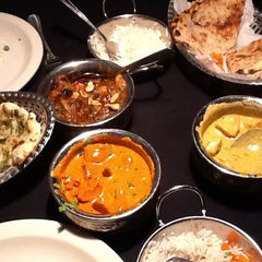 Photo taken at Taste Of India by Gina G. on 8/14/2011