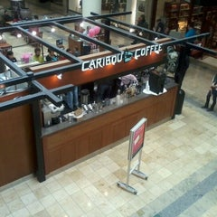 Photo taken at Caribou by Trever C. on 10/15/2011