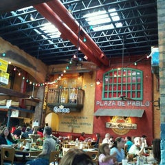 Photo taken at Don Pablo's by Aaron E. on 9/9/2011