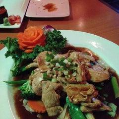 Photo taken at Lanna Thai by Nasedo on 12/17/2011