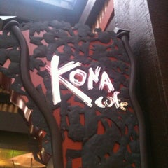 Photo taken at Kona Café by Diana on 4/14/2012