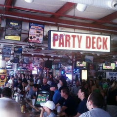 Photo taken at Ferg's Sports Bar & Grill by Lee P. on 5/6/2012