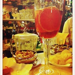 Photo taken at Bar Basso by Valentina C. on 4/19/2012