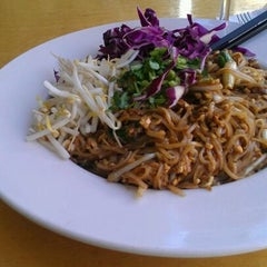 Photo taken at Penny's Noodle Shop by Robert R. on 4/6/2012