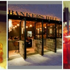 Photo taken at Bankers Hill Bar & Restaurant by Natasha B. on 7/11/2012